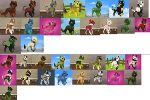Meet the Autodogs by 20bumblebee