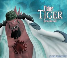 Fisher Tiger - The Legend by sebas-toon