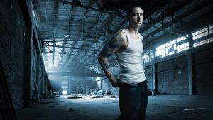 EMINEM - Blueish by StArL0rd84
