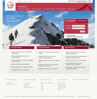 AIA Pinnacle Main Homepage by armanique