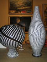 Cane vessels -set- by LaughingTree