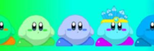 The Full Kirby Spectrum by embercoral