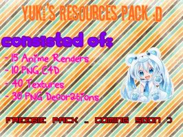 Yuki's Resources Pack 02 by Megumii-Amu