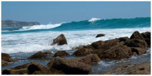 Socal Waves by abzde