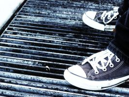 Chucks by korey2012