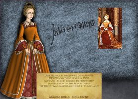 Tudor Queens Series- Jane Seymour by Lucrecia-89