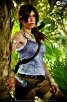 Lara Croft the new beginning - by ferpsf