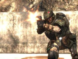 Halo Reach: the right to fight by purpledragon104