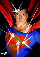 Superman by Digraven