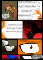 The Demons Quest page 3 REDO by WolfAsh