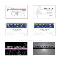 Bussiness Cards Designs by dindaseh