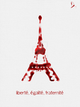Paris Attack by Ebong-Doodlers