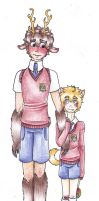 Ugly school uniforms by bailey1rox