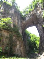 Behold: The Natural Bridge by Drock625