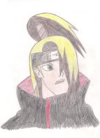 Deidara by kenkenspatz