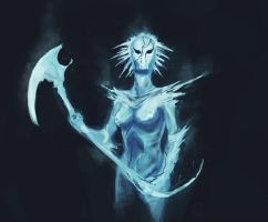 Ice Elemental by Vij-8