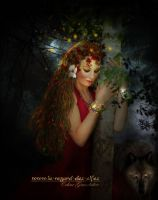 Forest Fae by Le-Regard-des-Elfes