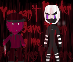 (FNAF) You Can't by FoxyLikesToScare