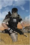 Ghost Recon Future Soldier by keyholestyle