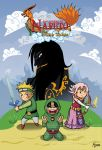 The Legend of Naruto by pixlem
