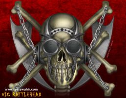 Vic Rattlehead Submission 2 by reyjdesigns