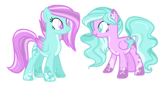 Cheap Adoptable Ponies #13 [CLOSED] by TheCreativeRey
