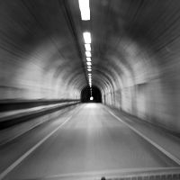 Tunnel by Hengki24