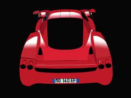 Enzo Vector NOT YET FINISHED by Dap1987