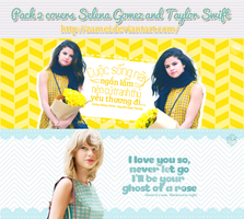 Pack covers Selena Gomez and Taylor Swift by ZaMei