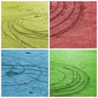 tracks in color by smashmethod