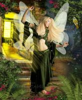 Dancing Fairy with Passion by Jassy2012