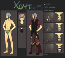 Xomt 2011 by 3712