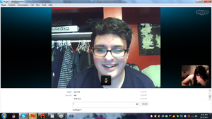 Jake/Jade Skype Timee :D by DisconsolateDollface