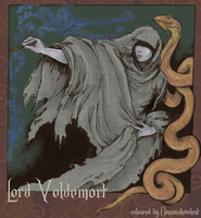 Lord Voldemort by Omnimalevolent
