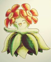 bellossom by lalindaaa