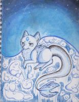Fish Fox by Moefulls
