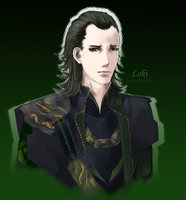 Loki by YummeuhMangoes