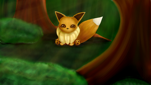 Little Eevee by VanArt94