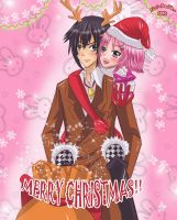 MERRY CHRISTMAS 2010 by Yuri-chan24