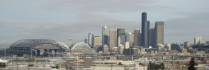 Seattle Panorama by docbevo