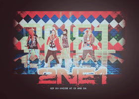 2NE1 GIF animation by FallenCrown
