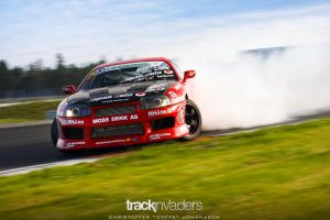 Drifting Toyota Supra MkIV by coffe5