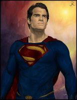 Man of Steel by SpideyVille