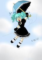 Let me fly away by 3-Keiko-chan-3