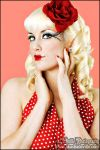 Pin-Up Doll by DevillePhotography