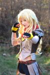 Yang Xiao Long: Poised and Ready by AnyaPanda