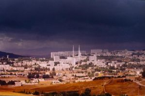 Constantine Algeria by drouch