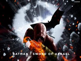 Batman : Sword of Azrael by voeten