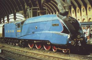 Class A4  Mallard by engineerJR