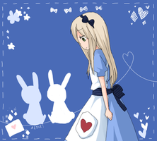 Alice by yuzuuu